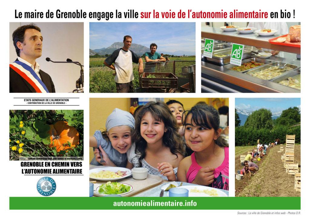 Grenoble en chemin vers l'autonomie alimentaire