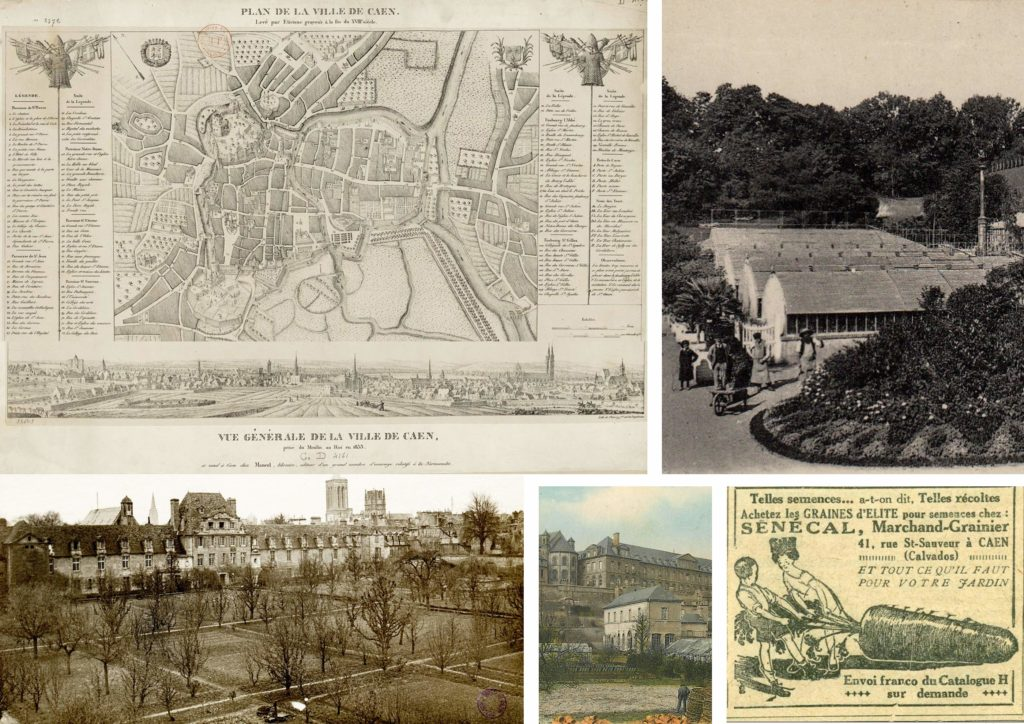 Mémoire de nos villes qui ont connu l'autonomie alimentaire…