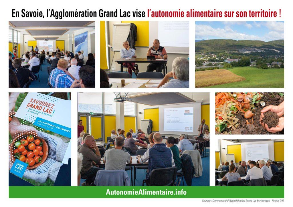 En Savoie, 28 communes se lancent dans l'autonomie alimentaire