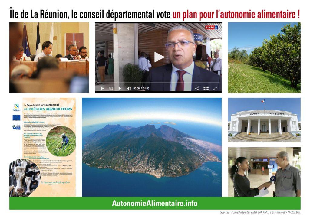 La Réunion adopte son plan pour l'autonomie alimentaire !