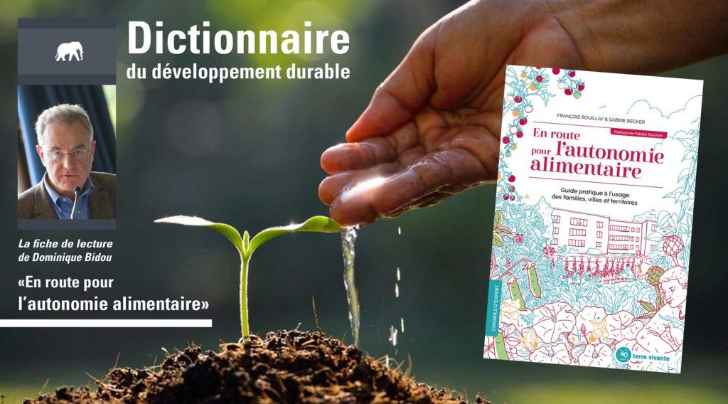 Urbanisme -Un guide pour l'autonomie alimentaire des villes et des territoires